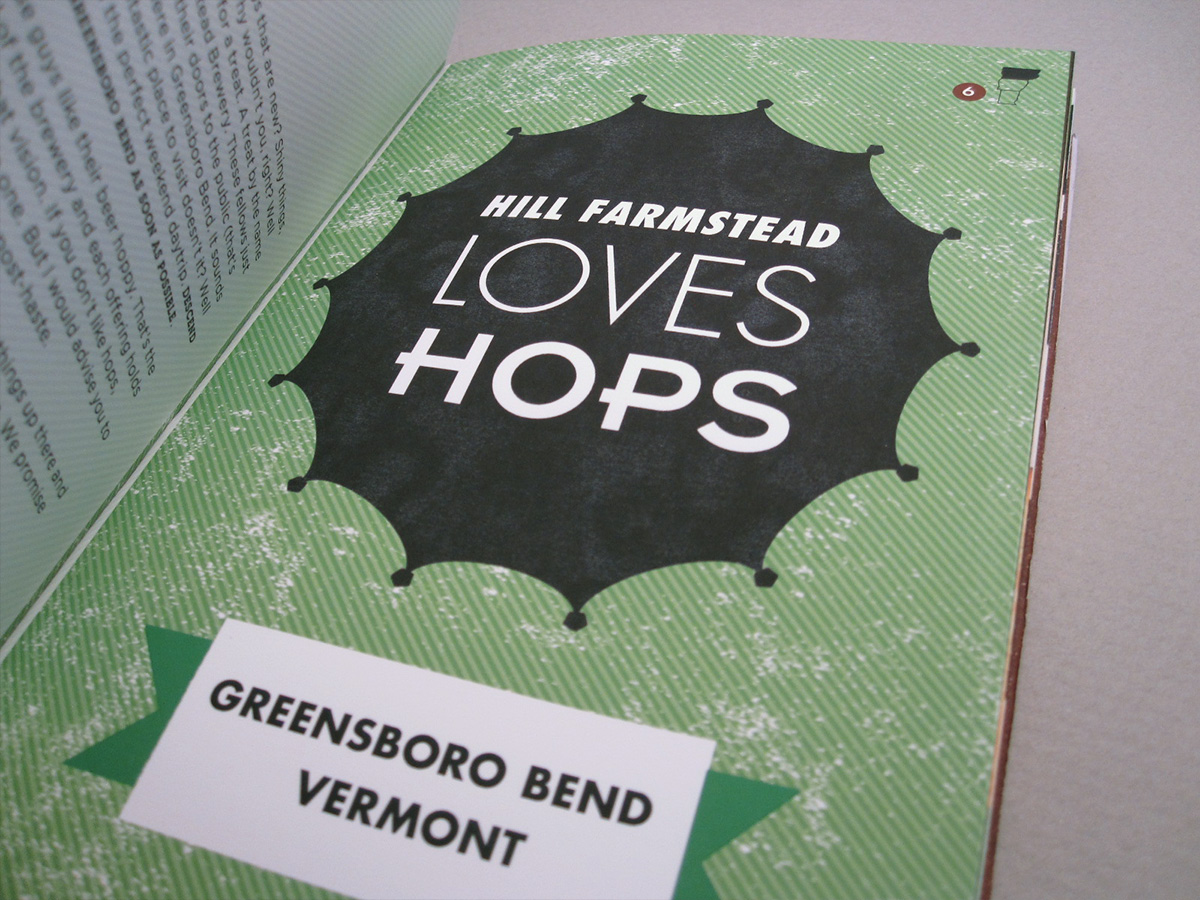 Who doesn't love hops really?